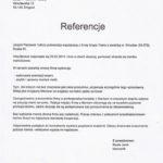 Zespół Placówek Kultury potwierdza współpracę z firmą Grupa Trams z siedzibą we Wrocławiu.