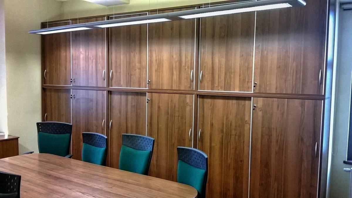 Dolnośląska Izba Inżynierów we Wrocławiu to nasz kolejny klient, dla którego przygotowaliśmy meble biurowe.
