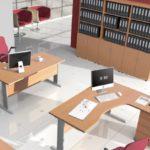 Seria Hel to nasz bestseller jeśli chodzi o meble biurowe we Wrocławiu