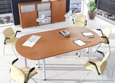 Szukasz stolika, szafki, może biurka do swojego biura we Wrocławiu. Dostarczymy Ci kompleksowe rozwiązanie. - Stoły konferencyjne