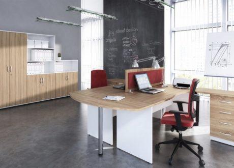 Najlepsze meble biurowe produkowane są przez firmę Trams - Classic