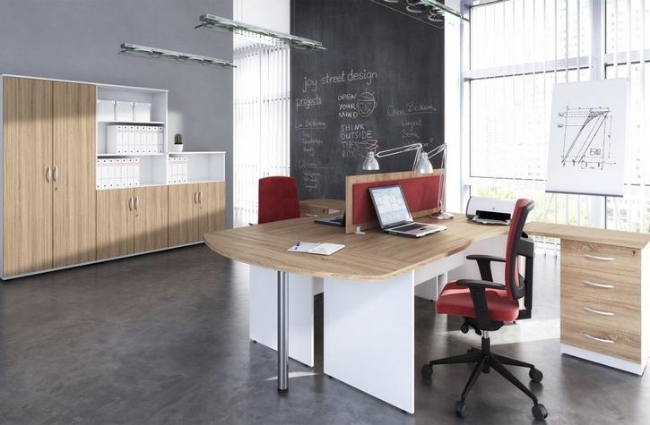 - Najlepsze meble biurowe produkowane są przez firmę Trams