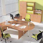 Zestaw mebli biurowych Classic jest doskonałym rozwiązaniem dla firm szukających biurek, foteli, kontenerów we Wrocławiu