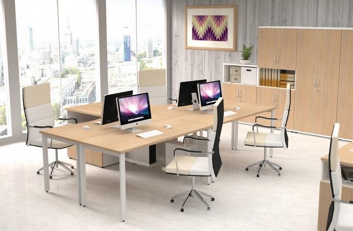 - Już wielu naszych klientów z Wrocławia potwierdzi że dostarczamy doskonałej jakości meble biurowe.