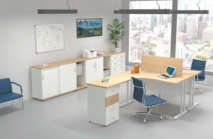 - Działamy we Wrocławiu od wielu lat dostarczając meble biurowe dla wielu przedsiębiorstw.